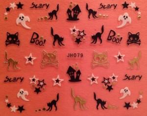 Stickers de Halloween