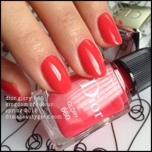 """Verniz """"Dior Glory 660"""""""