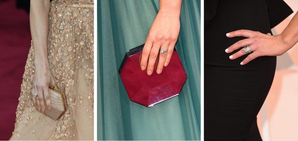 As melhores manicuras da cerimónia dos Óscares 2015