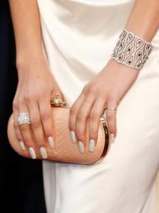 Manicura de Zendaya, Óscares 2015