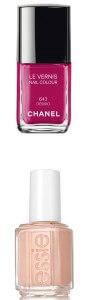Vernizes para usar nesta primavera, Chanel &