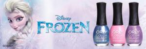 Coleção de vernizes Disney Frozen, ORLY