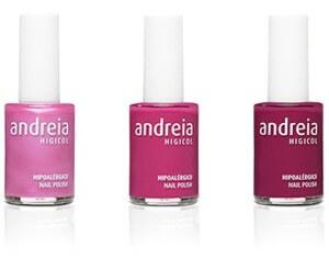 """Coleção de vernizes """"Red & Roses"""", Andreia"""
