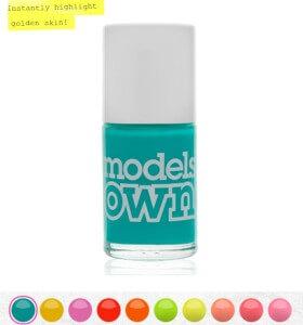 Coleção Polish For Tans, Models Own