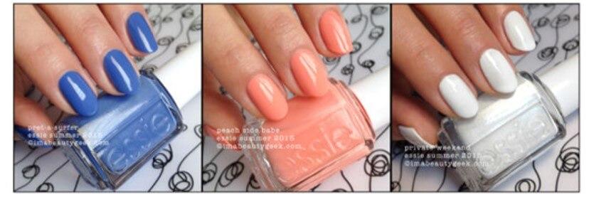 """Essie """"Peach Side Babe"""", coleção de verão 2015"""