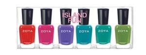 """Zoya """"Island Sun"""""""