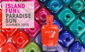 "Zoya ""Island Fun & Paradise Sun"""