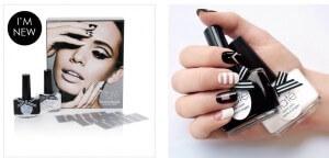 Monochrome Manicure, Ciaté London