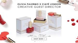 Coleção Olivia Palermo x Ciaté London