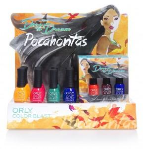 Orly Dare to Dream - Pocahontas