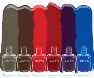 Zoya Focus & Flair, coleção de vernizes outono 2015
