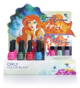 Orly Dare to Dream - Ariel