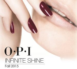 OPI Infinite Shine outono 2015