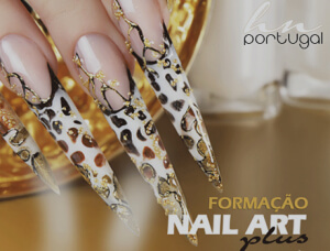 Enrriquece os teus conhecimentos em unhas com a Formação Nail Art Plus