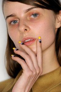 Design de unhas, NY Fashion Week Fall 2015