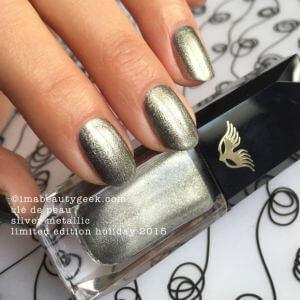 """Verniz """"Silver Metallic"""", Clé de Peau"""
