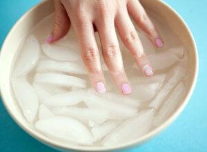 Secagem rápida das unhas para uma manicura perfeita