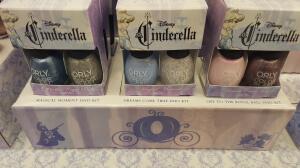 Coleção de vernizes Disney Cinderella by Orly